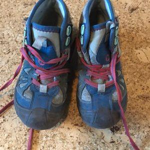 Merrell Kids Capra hiking boots